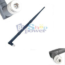 RP-SMA 2.4GHZ 12-17dbi Booster WLAN Wireless Antenna For Router PCI Modem