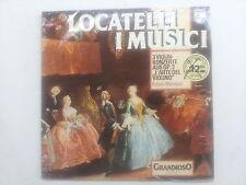 Pietro Antonio Locatelli - Locatelli i Musici LP
