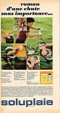 PUBLICITE  1966   SOLUPLAIE  pansements