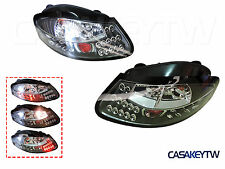 NEW BOXSTER 986 1996-2004 LED Tail Rear Light BLACK for PORSCHE
