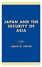 Japan and the Security of Asia (Studies of Modern Japan)