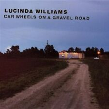 LUCINDA WILLIAMS - CAR WHEELS ON A GRAVEL ROAD  CD  13 TRACKS COUNTRY  NEU