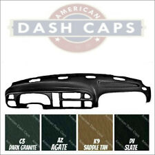"1998-2001 DODGE RAM 1500/2500/3500 DASH CAP AND 2.5"" BEZEL - BLACK"