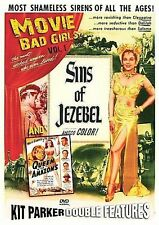 Movie Bad Girls (Sins of Jezebel / Queen of the Amazons), New DVDs