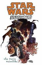 Dark Horse Star Wars - Star Wars Underworld (2001) - Used - Trade Paper (Pa