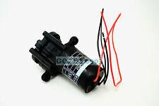 12V Mini Gear Pump Self-Sucking Water Pump (0-100℃) Corrosion-Resistant ZC-A250