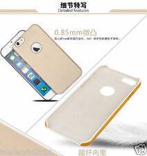 Apple iPhone 6 Leather Case Baseus Ultra-thin 1mm Gold Colour Cheapest On Ebay P
