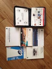1999 BMW 740i 740iL 750iL Owners Manual Book Guide Set
