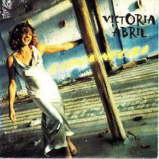 CD SINGLE promo VICTORIA ABRIL luna negra SPAIN 1999 2-TRACKS