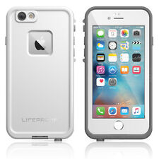 "LifeProof Fre iPhone 6/6S PLUS 5.5"" WaterProof Case Avalanche White New Original"
