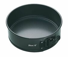 Master Class Non-Stick Loose Base Spring Form Cake Pan 20 cm 20 cm (8 inches)