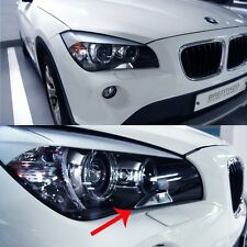 BRENTHON Car Headlamp Detail Tip Pair Chrome Emblem Type for BMW X1