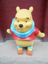 (NBS1-065) EUROPEAN SOAKY - GREAT CONDITION - WINNIE THE POOH - SCARFT SANDALS