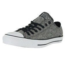 Converse CT All Star Low Top 146627F Black White Mens US size 5, UK 5