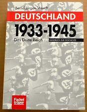 Deutschland 1933 - 1945 : Das 'Dritte Reich'   Handbuch zur Geschichte