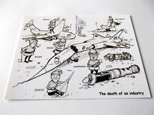 Postcard (DT13) - Those who broke the British Aircraft Industry