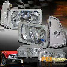 1995-1997 Chevy S10/Blazer Projector Headlights + Corner Signal + Parking Lights