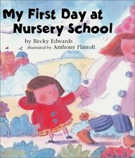 My First Day at Nursery School-ExLibrary