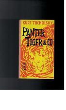 Kurt Tucholsky - Panter Tiger & Co - 1957
