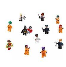LEGO BATMAN MOVIE ARKHAM ASYLUM (70912) 12 MINIFIGURES ONLY