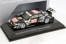 Timo Scheider Audi RS 5 #23 Sport Team Abt DTM 2013 1:43 Spark