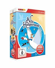 Nils Holgersson - Komplettbox 9 DVDs DEUTSCH DVD NEU