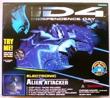 Independence Day ID-4  Movie Alien Attacker Fighter Vehicle