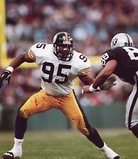 GREG LLOYD PITTSBURGH STEELERS 8X10 SPORT PHOTO (PL)