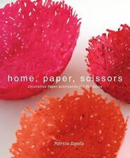 Home, Paper, Scissors: Decorative Paper Accessories for the Home-ExLibrary
