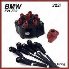 BMW 323i e21 distributor cap, rotor, & plug wire set 12 11 1 289 519 / 286 111