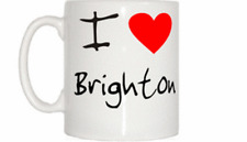 I Love Heart Brighton Mug