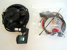 Trail Tech Honda Digital Fan Kit CRF 450 X 04 05 07 08 09 11 12 14 15 16 732-FN6