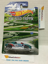 MX48 Turbo Oberalp Pass  2015 Hot Wheels Road Trippin Series *  D13