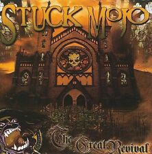 Stuck Mojo - The Great Revival  (PROMO CD, Jan-2009)