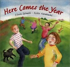 Here Comes the Year by Eileen Spinelli (2002, Hardcover, Revised)