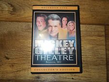 Mickey Gilley Theatre Branson, MO Live: Mickey Gilley Show Oct. 11, 2006 DVD