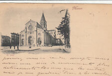 NIMES saint paul timbrée 1901
