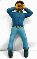 LUMBERJACK SHOUTING MAN G F 1:20.3 Model Railroad Painted Figure FGGLOG08