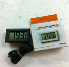 AI N C Mini Thermometer Temperature Gauge Humidity Meter Digital LCD Monitor