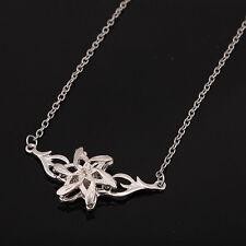 Mode Hot The Hobbit Fairy Queen Seigneur des Anneaux Galadriel collier pendentif