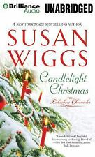 The Lakeshore Chronicles: Candlelight Christmas 10 by Susan Wiggs (2014, MP3...