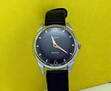 VINTAGE RAKETA 2609A SOVIET RUSSIAN 21j MECHANICAL WRISTWATCH Perfect USSR