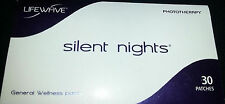 LifeWave NEW Silent Night Patch 30 count