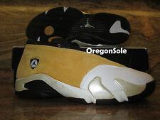 1999 Nike Air Jordan XIV 14 Low OG Sample SZ 9 Light Ginger Retro 136019-701