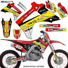 1997 1998 1999 CR 250 GRAPHICS CR250 CR250R R 250R DECO DECALS STICKERS
