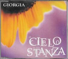 """GIORGIA - RARO CDs """" IL CIELO IN UNA STANZA """" CONTIENE BRANO IN SPAGNOLO"""