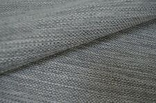 grey textured flat weave upholstery fabric caravan sofa thick upholstery fabric