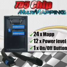 Chip Tuning Box Land Rover Discovery 2.5 TD5 138 HP 101KW Plug&Play Connectors