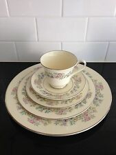 Minton Summer Song Five-Piece Place Setting
