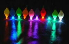 Led Floral Lights / FloraLytes for Tower Vases 12 Pieces - Orange ( GA, USA)